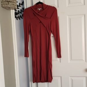 Body Con Charlotte Russe Dress NWT